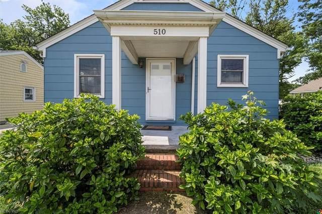 510 14th St, Virginia Beach, VA 23451 (#10382108) :: Atkinson Realty