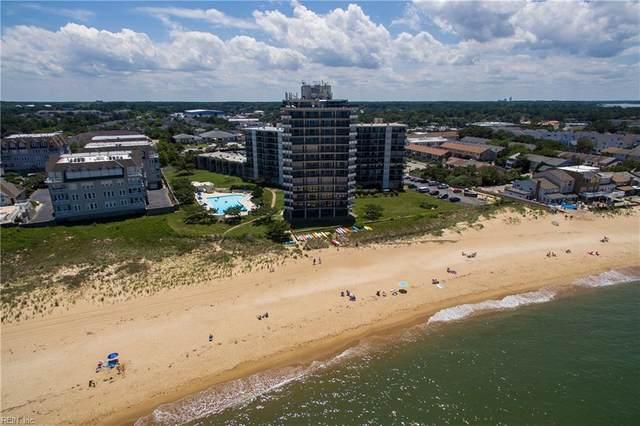 2830 Shore Dr #902, Virginia Beach, VA 23451 (#10384340) :: The Bell Tower Real Estate Team