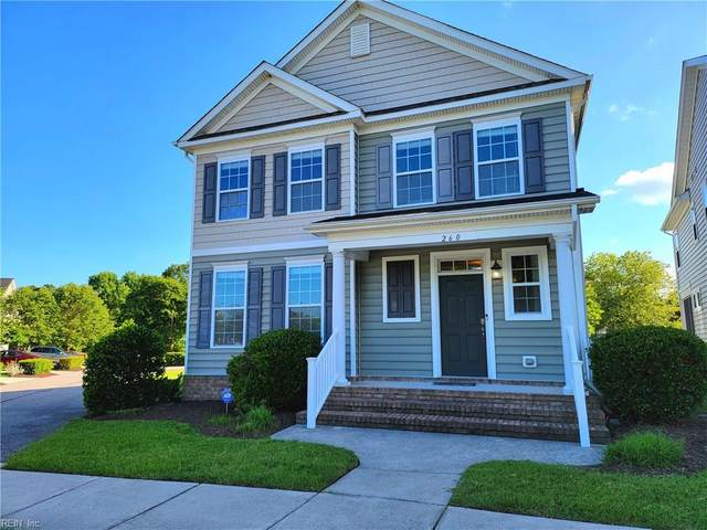 260 Harmony Dr, Portsmouth, VA 23701 (#10387137) :: RE/MAX Central Realty