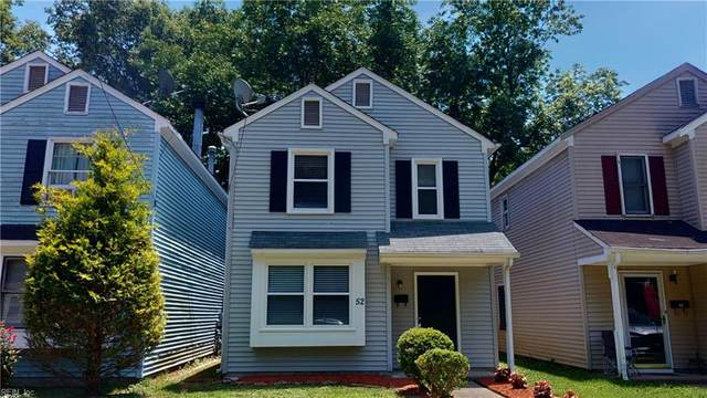 52 Culpepper Ave, Newport News, VA 23606 (#10387835) :: Avalon Real Estate