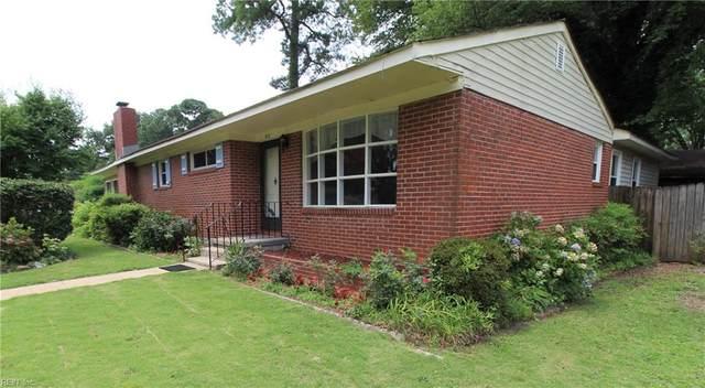 512 Berkshire Rd, Portsmouth, VA 23701 (#10388191) :: Avalon Real Estate