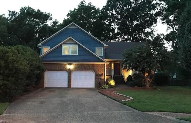 7 Renee Ct, Hampton, VA 23664 (#10388780) :: Berkshire Hathaway HomeServices Towne Realty