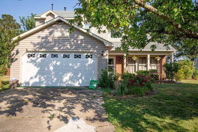 821 Whispering Woods Ct, Virginia Beach, VA 23456 (#10390080) :: The Bell Tower Real Estate Team