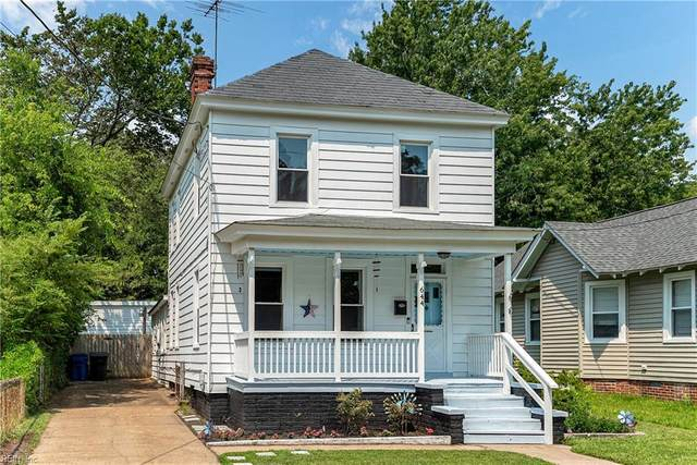 644 Douglas Ave, Portsmouth, VA 23707 (#10391925) :: Atkinson Realty