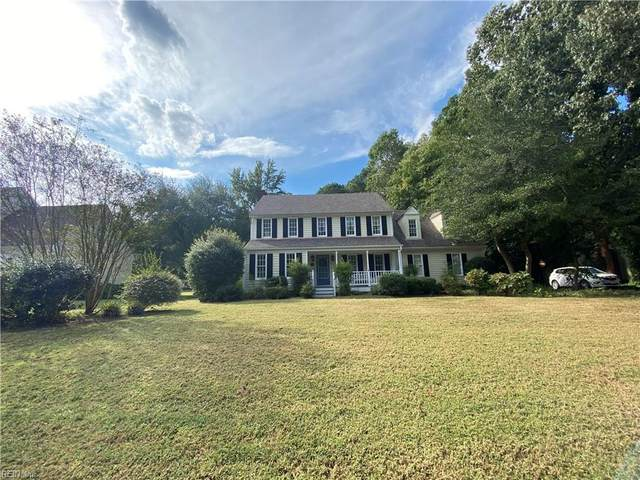 207 Winterberry Ln, Isle of Wight County, VA 23430 (#10393402) :: RE/MAX Central Realty