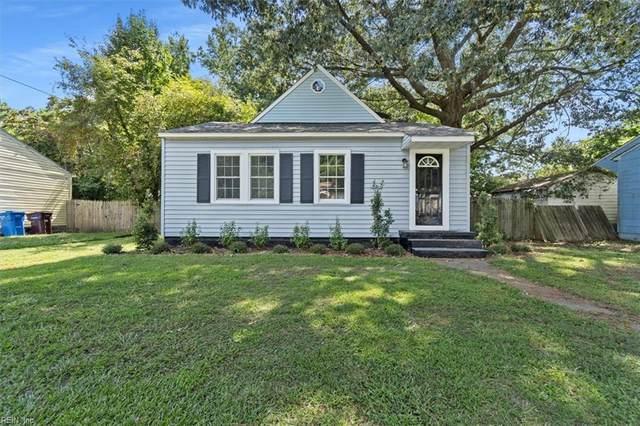 2602 Omar St, Chesapeake, VA 23324 (#10393409) :: The Kris Weaver Real Estate Team