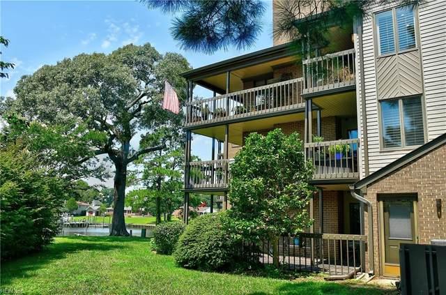 4268 Hatton Point Ln #59, Portsmouth, VA 23703 (#10394934) :: Team L'Hoste Real Estate