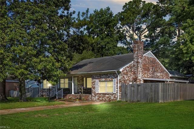 4840 Wycliff Rd, Portsmouth, VA 23703 (#10396643) :: Team L'Hoste Real Estate