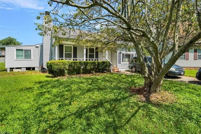 5819 Pleasant Woods Ct, Portsmouth, VA 23703 (#10397437) :: Atlantic Sotheby's International Realty