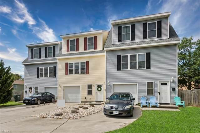 135 S Comanche Cluster, Virginia Beach, VA 23462 (#10397495) :: The Kris Weaver Real Estate Team