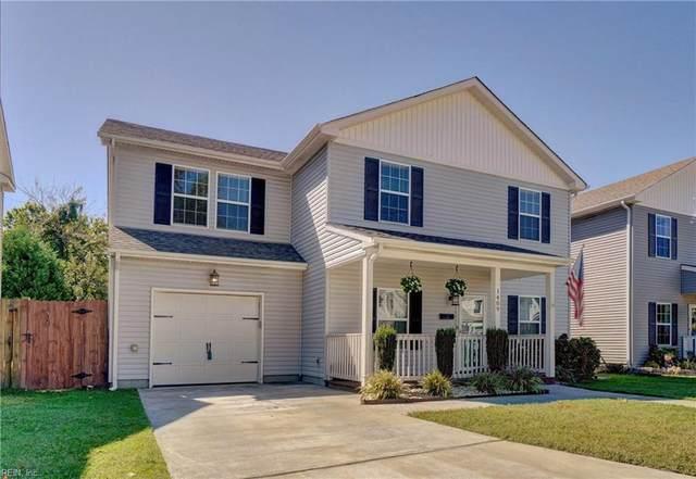 1409 Kingston Ave, Norfolk, VA 23503 (#10401466) :: Berkshire Hathaway HomeServices Towne Realty