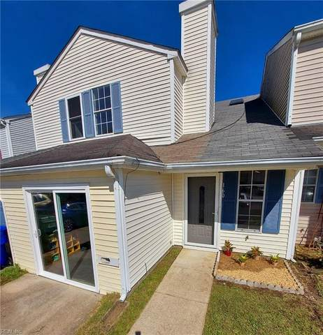 160 Wexford Dr E, Suffolk, VA 23434 (#10402112) :: Berkshire Hathaway HomeServices Towne Realty