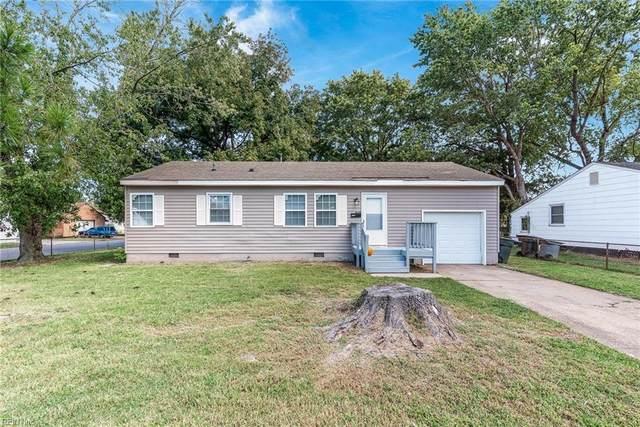 8514 Orcutt Ave, Hampton, VA 23605 (#10404869) :: Rocket Real Estate