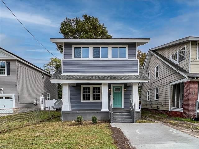 1401 Elm Ave, Portsmouth, VA 23704 (#10405730) :: Avalon Real Estate