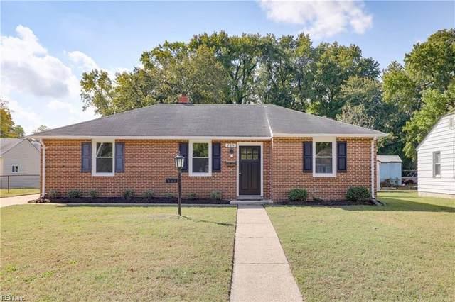 765 Norwood Cir, Hampton, VA 23661 (MLS #10407857) :: AtCoastal Realty