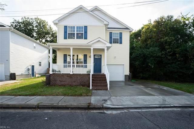 831 Lindenwood Ave, Norfolk, VA 23504 (#10407909) :: The Bell Tower Real Estate Team