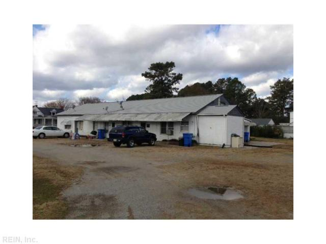 22375 Railroad St W, Southampton County, VA 23874 (#1302079) :: Abbitt Realty Co.