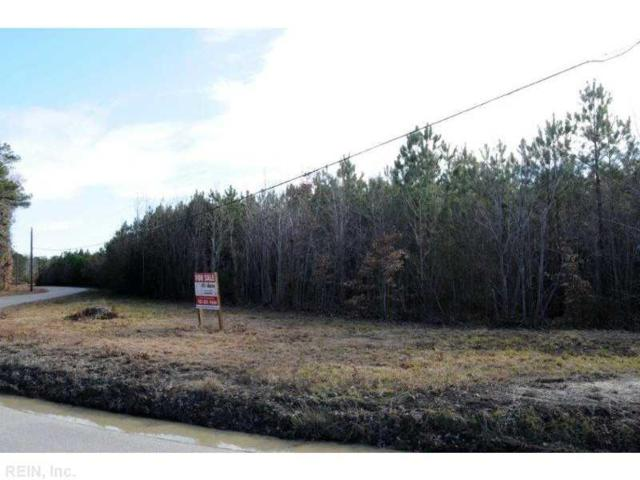 RT 686 Tylers Beach Rd, Isle of Wight County, VA 23430 (#1537042) :: The Kris Weaver Real Estate Team