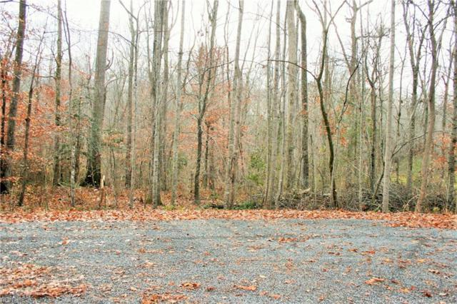 LOT 96 Crany Creek Dr, Gloucester County, VA 23061 (#10100581) :: Berkshire Hathaway HomeServices Towne Realty