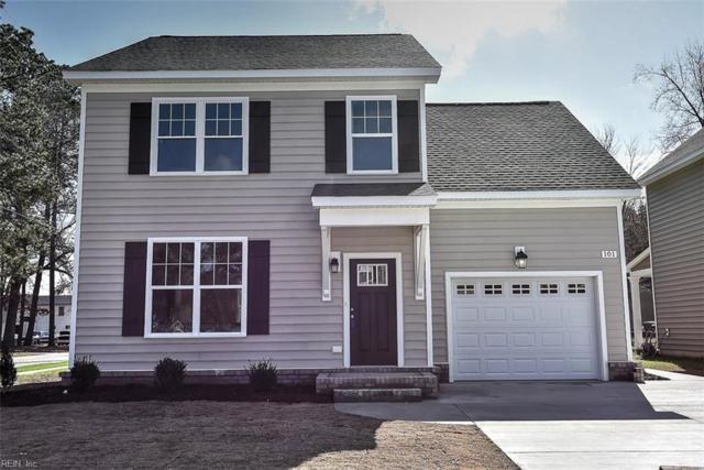 101 Bedford Pl, Portsmouth, VA 23701 (MLS #10137077) :: Chantel Ray Real Estate