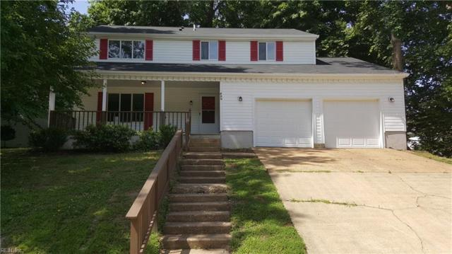 886 Garrow Rd, Newport News, VA 23608 (MLS #10175230) :: Chantel Ray Real Estate