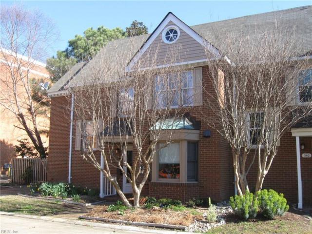 348 Llewellyn Mews, Norfolk, VA 23507 (#10182414) :: Green Tree Realty Hampton Roads