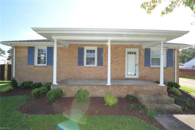 1115 Woodland Terrace Dr, Chesapeake, VA 23323 (#10218968) :: Berkshire Hathaway HomeServices Towne Realty