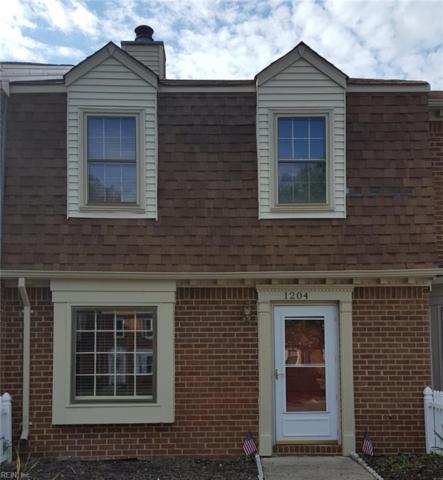 1204 Cedar Mill Sq, Chesapeake, VA 23320 (#10223739) :: Abbitt Realty Co.