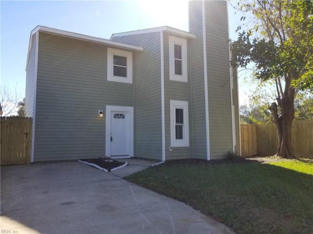 3833 Harvest Ct, Portsmouth, VA 23703 (#10224412) :: Green Tree Realty Hampton Roads