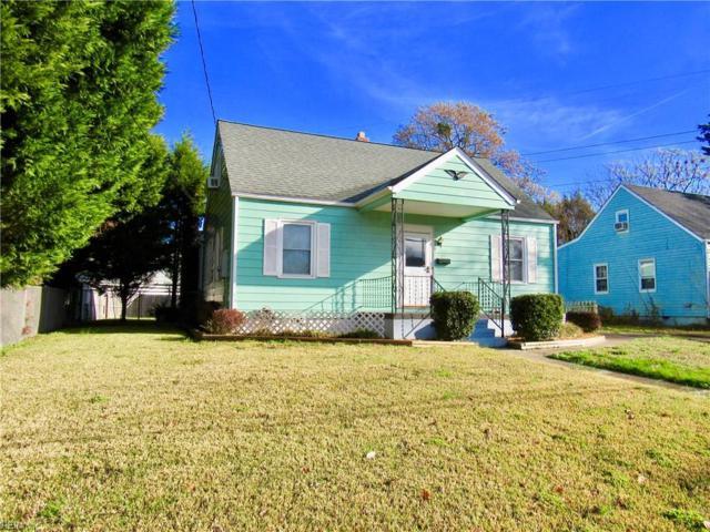 820 Norview Ave, Norfolk, VA 23509 (#10230776) :: Chad Ingram Edge Realty