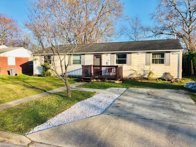 2008 Brown Cir, Hampton, VA 23663 (MLS #10235454) :: AtCoastal Realty