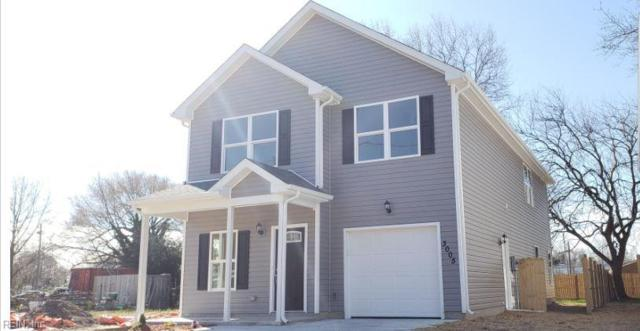 3005 Smithfield Rd, Portsmouth, VA 23702 (#10239856) :: Austin James Real Estate