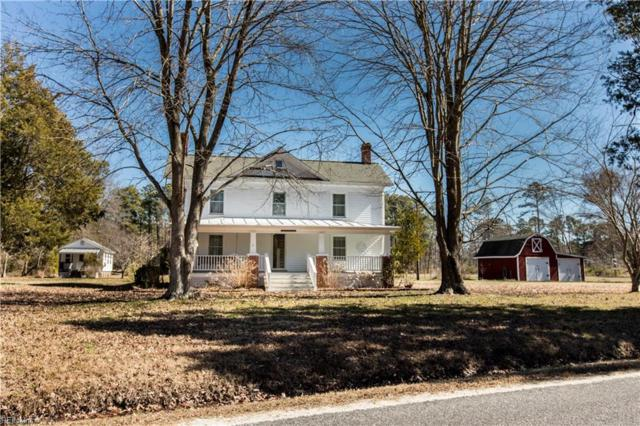 235 Possum Point Rd, Mathews County, VA 23138 (#10244815) :: Berkshire Hathaway HomeServices Towne Realty