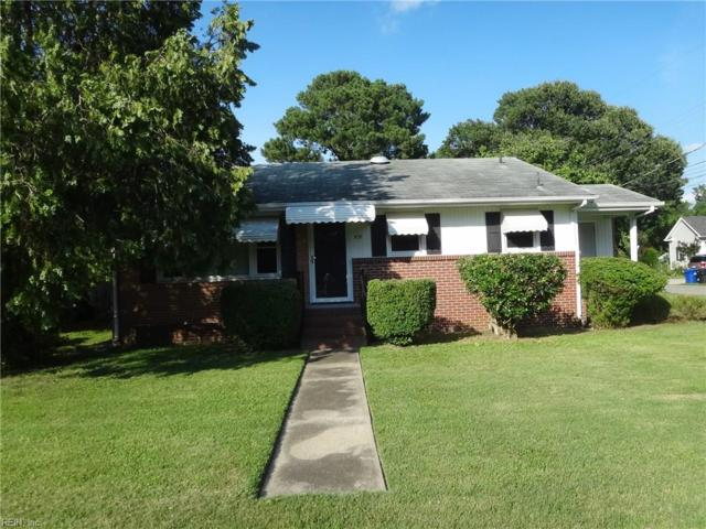 17 Cypress Rd, Portsmouth, VA 23701 (#10266229) :: Berkshire Hathaway HomeServices Towne Realty