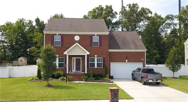 1446 Kemp Bridge Dr, Chesapeake, VA 23320 (#10269837) :: Abbitt Realty Co.