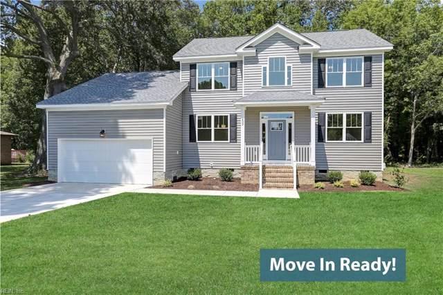 402 Carys Chapel Rd, York County, VA 23693 (#10272437) :: Atkinson Realty
