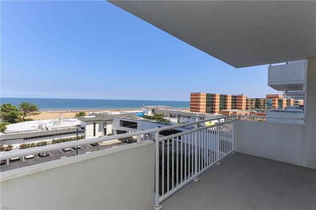 4004 Atlantic Ave #509, Virginia Beach, VA 23451 (#10275507) :: The Kris Weaver Real Estate Team