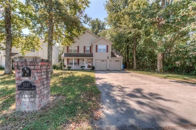 5137 Old Pughsville Rd, Chesapeake, VA 23321 (#10279634) :: Atkinson Realty
