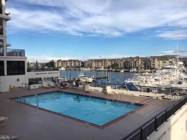 500 Winston Salem Ave #306, Virginia Beach, VA 23451 (MLS #10283129) :: Chantel Ray Real Estate