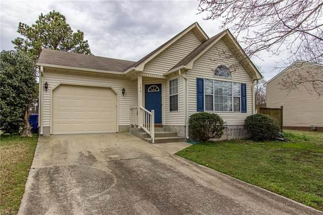 142 Canterbury Rn, Newport News, VA 23602 (MLS #10285072) :: Chantel Ray Real Estate