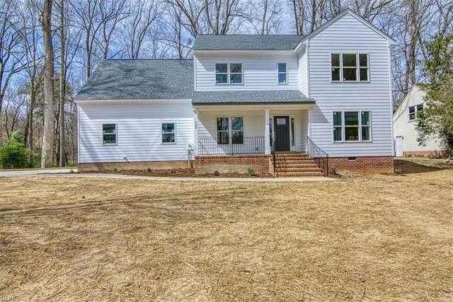 125 Riverview Plantation Dr, James City County, VA 23188 (MLS #10288299) :: Chantel Ray Real Estate