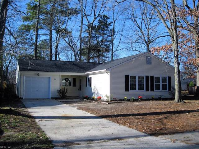20 Sanlun Lakes Dr, Hampton, VA 23666 (#10294454) :: Rocket Real Estate
