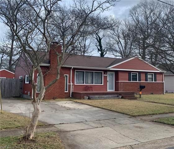 8032 Wedgewood Dr, Norfolk, VA 23518 (#10297144) :: Berkshire Hathaway HomeServices Towne Realty