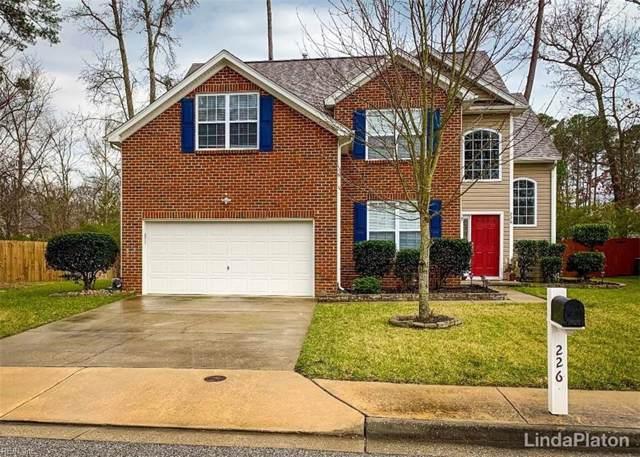 226 Lyon Dr, Newport News, VA 23601 (MLS #10297889) :: Chantel Ray Real Estate
