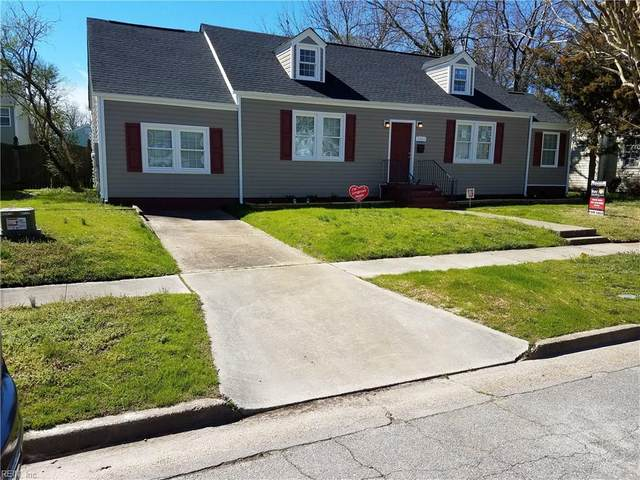 3641 Montgomery St, Norfolk, VA 23513 (#10299125) :: Rocket Real Estate