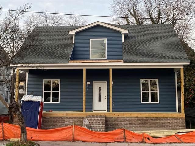 632 W 27th St, Norfolk, VA 23508 (MLS #10299160) :: Chantel Ray Real Estate