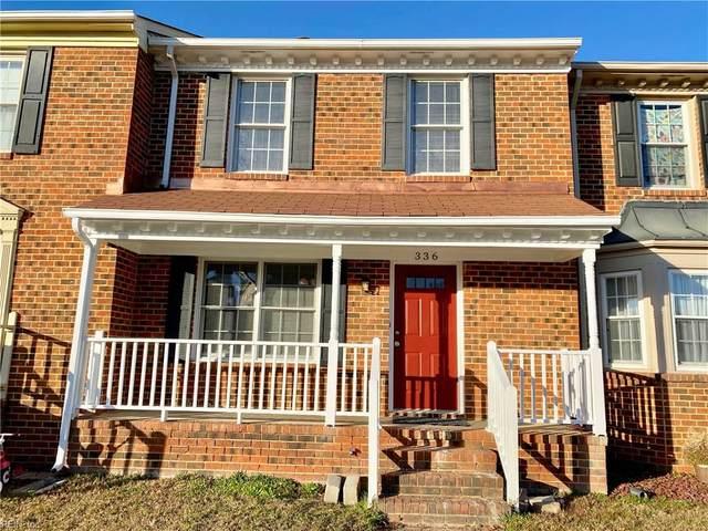 336 San Roman Dr, Chesapeake, VA 23322 (MLS #10301652) :: Chantel Ray Real Estate