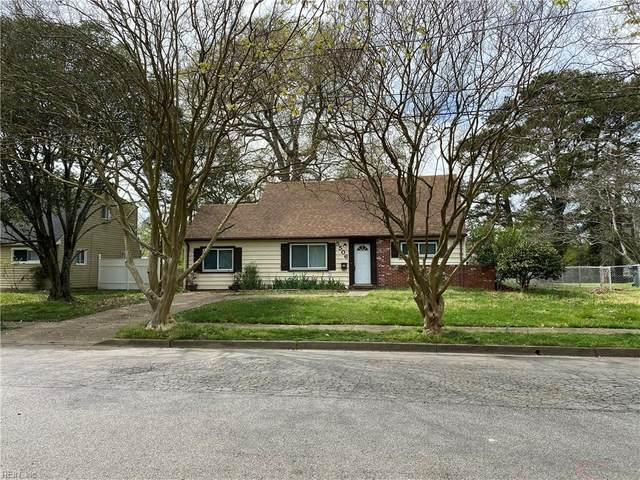 5506 Springhill Rd, Norfolk, VA 23502 (#10312013) :: Atkinson Realty