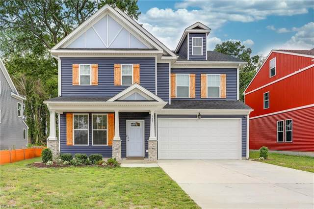 189 Pine Chapel Rd, Hampton, VA 23666 (#10325682) :: RE/MAX Central Realty