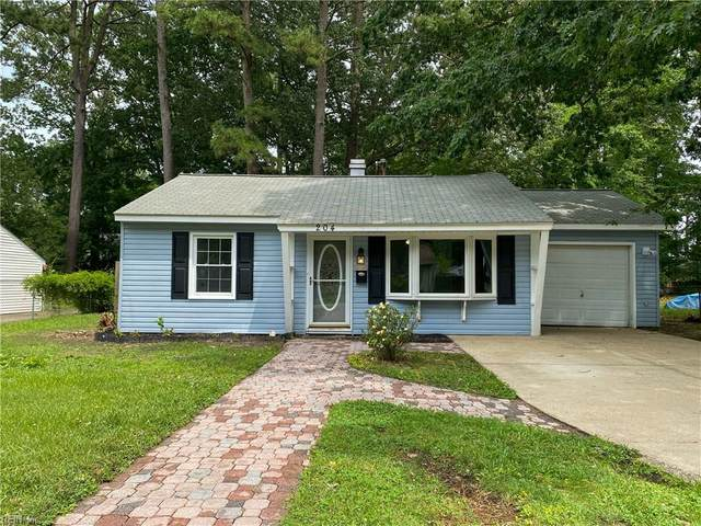 204 Pine Grove Ave, Hampton, VA 23669 (#10326397) :: Berkshire Hathaway HomeServices Towne Realty